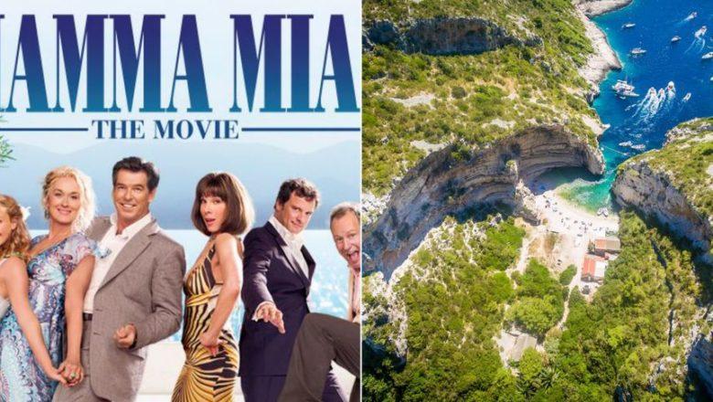 Travel Where Mamma Mia! Was Filmed