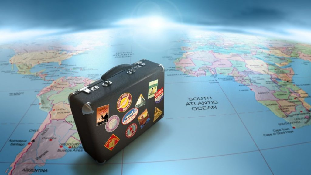 travel - work abroad