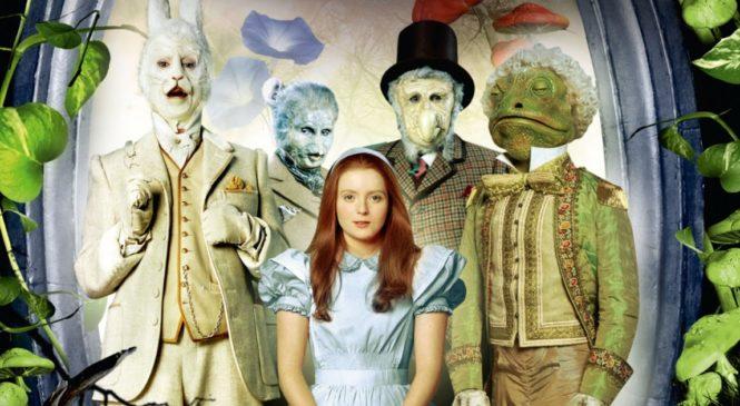 BBC Alice in Wonderland DVD Review