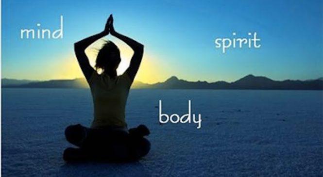 Mind, Body, Spirit and Yoga