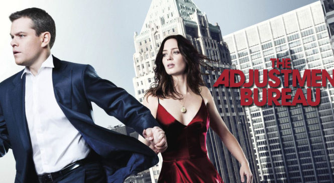 Movie Flashback – Matt Damon Starrer The Adjustment Bureau