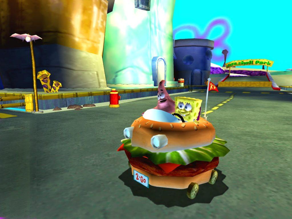 Spongebob]Online Games