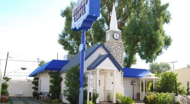Three Las Vegas Wedding Chapels