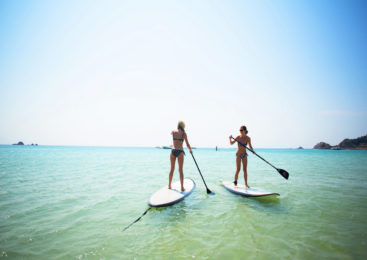 Water sports Holidays in Jersey and Guernsey, Channel Islands