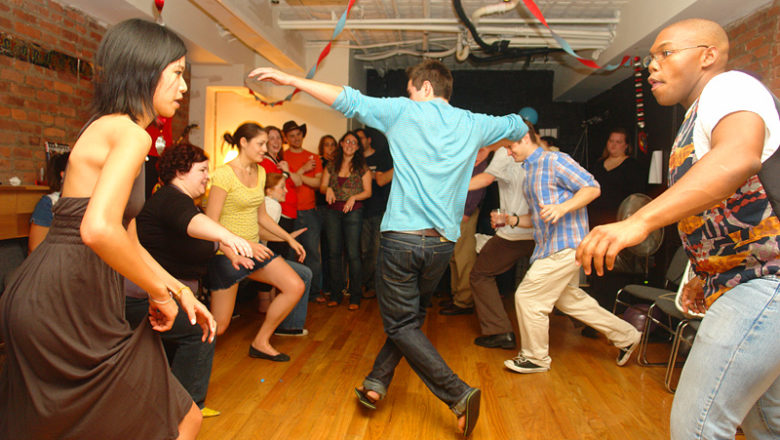 Office Party Etiquette for the Boss