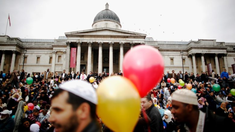 Anticipating Ramadan in London