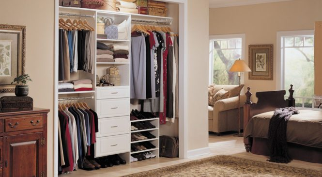 Busy Women's Guide to Wardrobe Organisation
