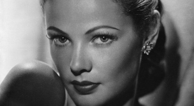 Celeb Flashback: Gene Tierney – Sultry Star of Stage, Film