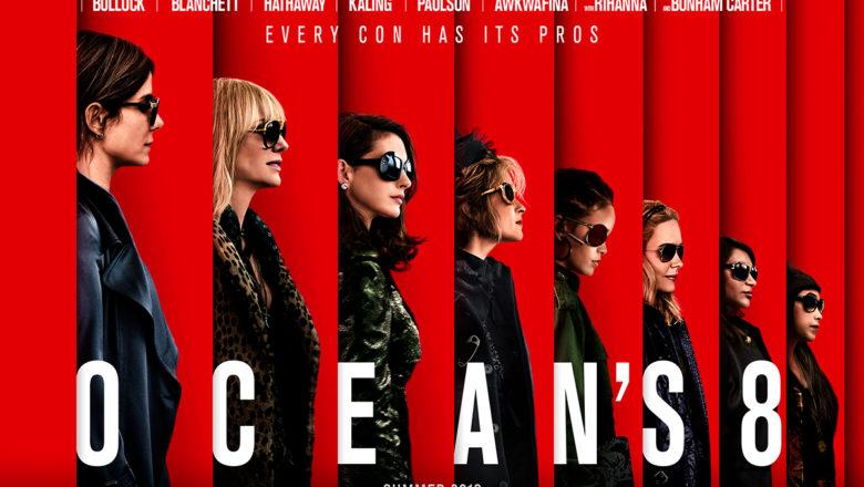 Ocean's 8 Movie Trailer Review
