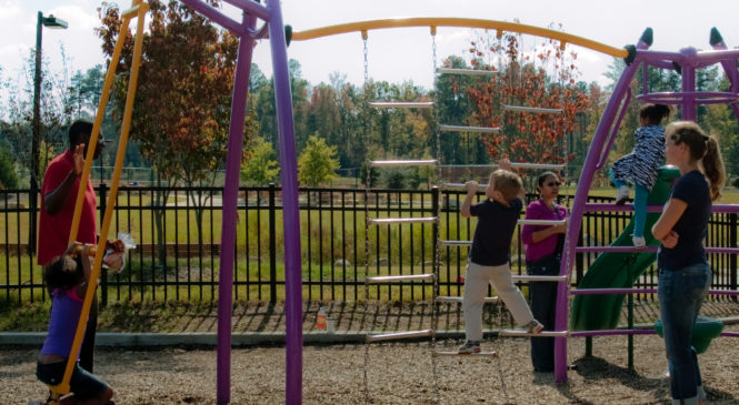 Playground Safety and Parental Supervision