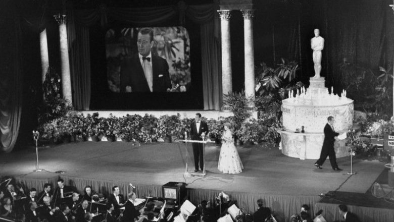 The First Academy Award Ceremony