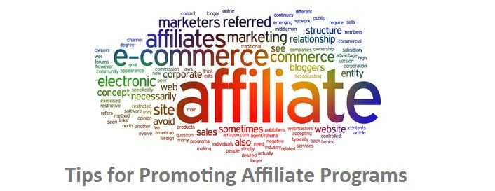 Tips on Money Making from Affiliate Programs