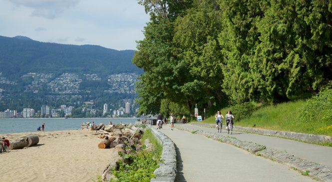 Things to Do in Stanley Park, Canada
