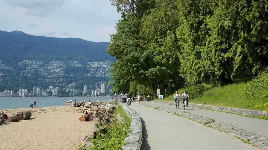Stanley Park in Canada