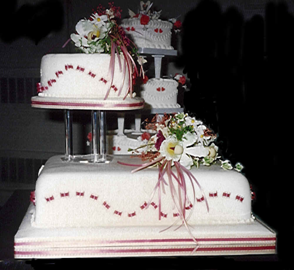 Fun Wedding Cake Ideas: Its Your Wedding? Here's Some Wedding Cake Ideas