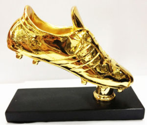Golden Boot Award of Past Era