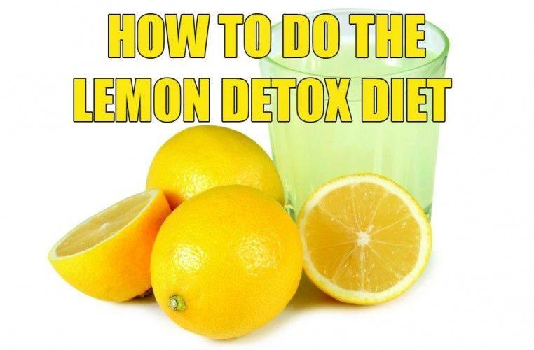Detox Tips