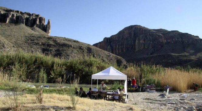Restaurants at Big Bend National Park