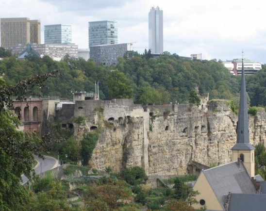 See Fortifications in Luxembourg
