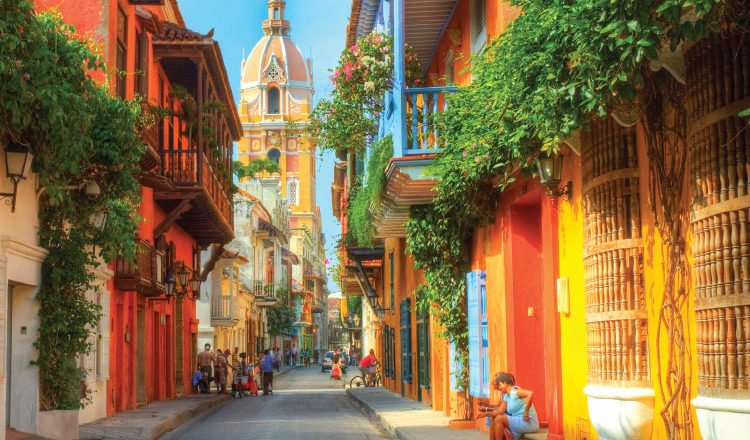Colombia Vacations: The Latest Travel Hot Spot