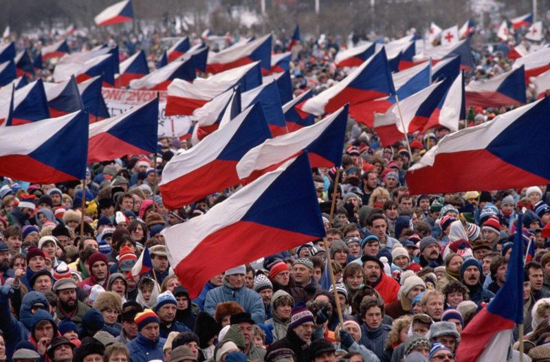 Prague - Velvet Revolution
