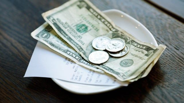 Tipping Brief In Europe, America And Asia