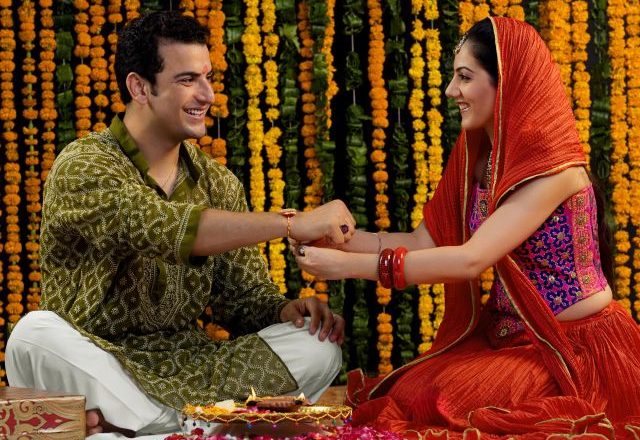 How to Celebrate Raksha Bandhan When Your Brother Lives far Away from You