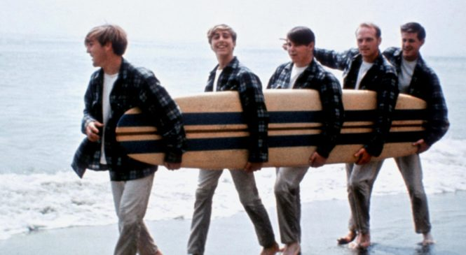 Beach Boys in the 1980s and '90s