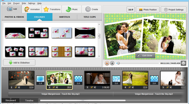 Tips to Create an Impressive Product Slideshow Video