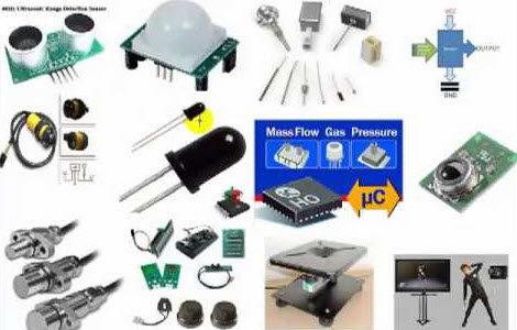 Types of tilt sensors