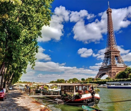 Why Paris Visit Is For Kids