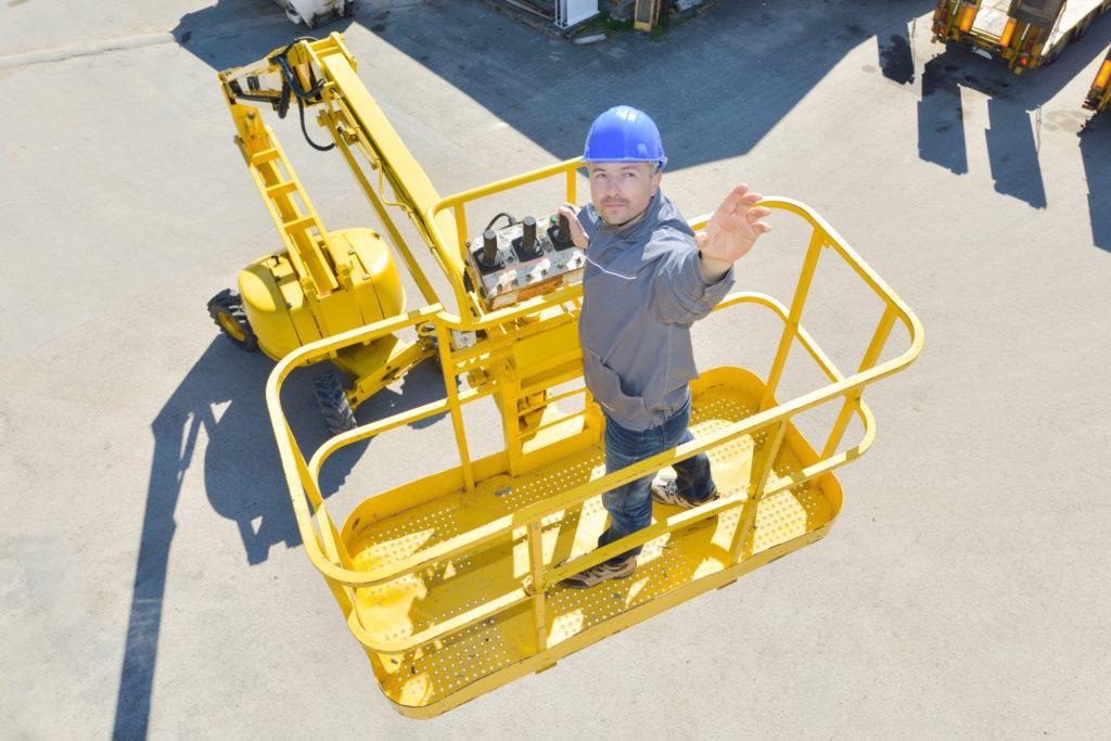 prepare the facility in advance for the construction cranes