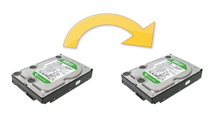 How to Copy Between Hard Drives