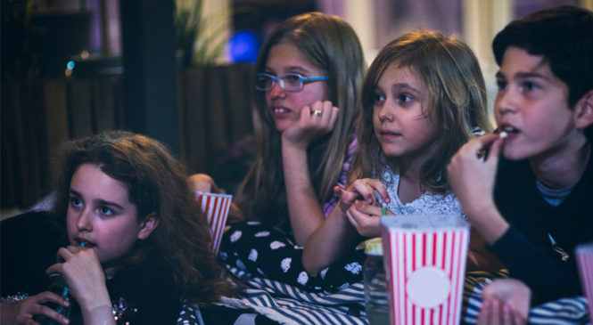 10 Movies To Watch With Your Kids This Halloween