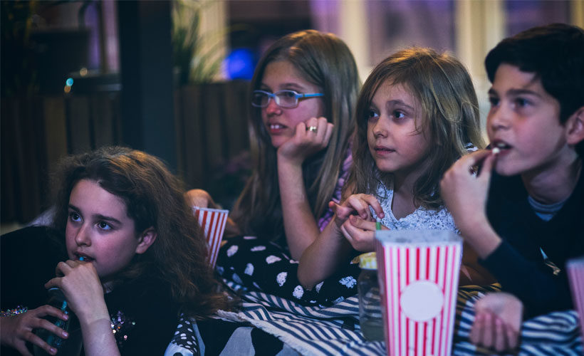 Movies To Watch With Your Kids This Halloween