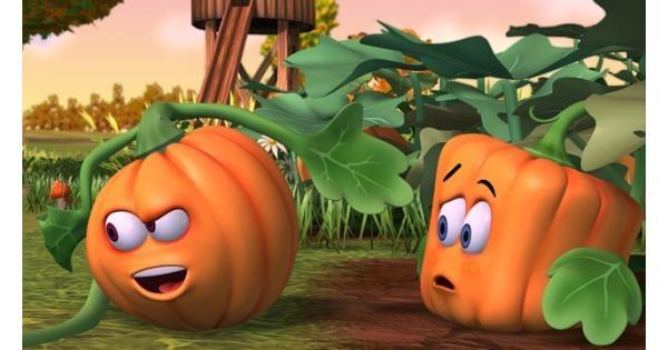 Spookley The Square Pumpkin- Halloween
