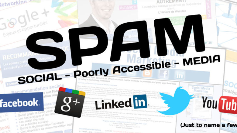 Why Online Social Networks Reject Spam, Embrace Authenticity