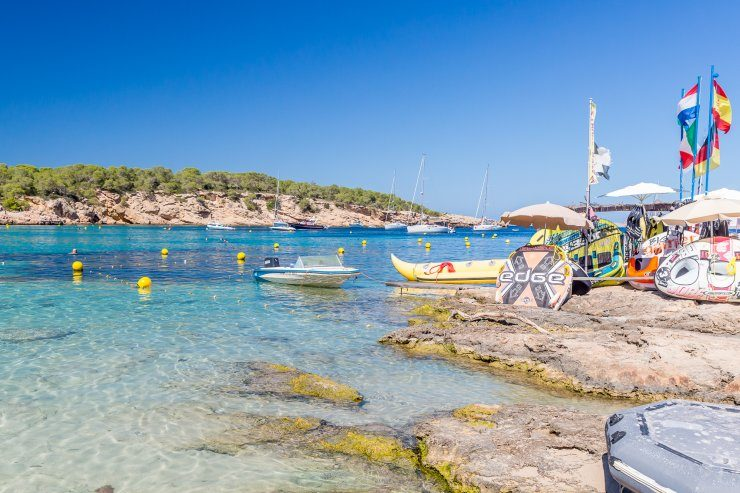 Another Side of Ibiza Beaches