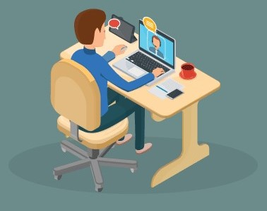 Learn When and Where You Want with Online Learning