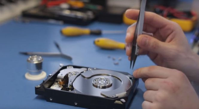 5 Simple Steps to Recover Data from Seagate Hard Drive