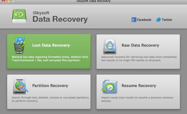 The Bits, The Pieces iSkysoft Data Recovery Software