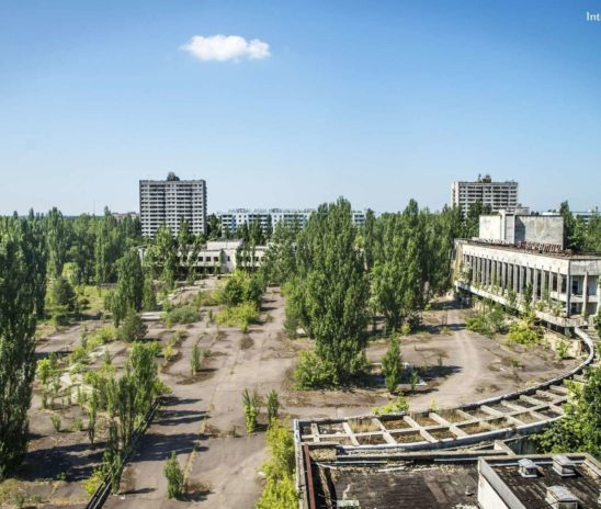 How Chernobyl and Pripyat can impress their guests