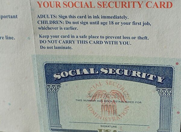 How To Handle Your Social Security Card After A Marriage Or Divorce