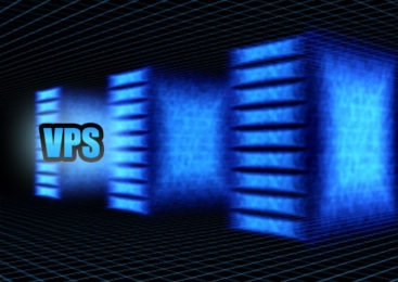 VPS combines shared and dedicated hosting