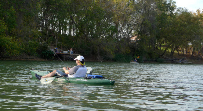 Why river fishing kayak is in trend and demand