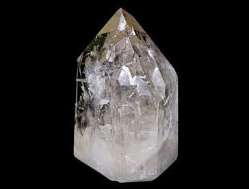Quartz crystal therapy