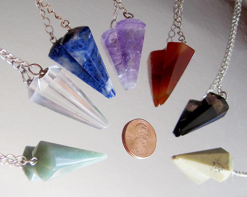 Spiritual vibrations - pendulum