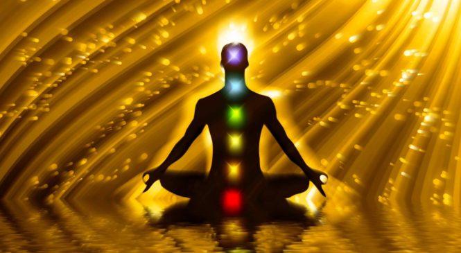 The energy of Reiki yoga