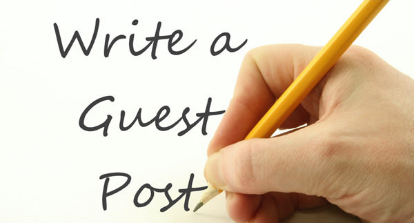 Writing Guest Blog Post