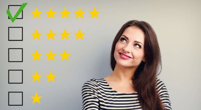 Crafting E-commerce Satisfaction Surveys
